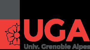 Univ. Grenoble Alpes Logo